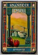 Italia - Ricordo Di Pompei - 32 Vedute - Year 1934 - Pompei