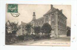 Cp , 80 , AMIENS , L'hospice SAINT VICTOR , Voyagée 1908 - Amiens