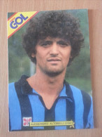 Calcio - Inter- Alessandro Altobelli - Soccer