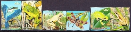 Australie - Australia 1999 Yvert 1773-78, Pond Fauna, Frogs - MNH - 1990-99 Elizabeth II