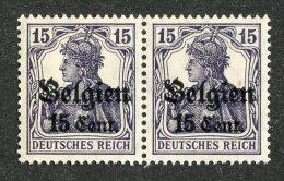 G-12026  Belgium 1916- Michel #16**  Offers Welcome! - Guerre 14-18