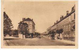 Bourg Avenue Jean Jaures Et Avenue De Paris - Andere