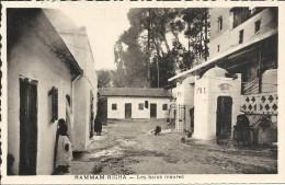 HAMMAM-RIGHA. LES BAINS MAURES - Algeria