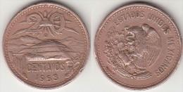 Messico 20 Centavos 1953 Km#439 - Used - Mexico