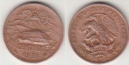 Messico 20 Centavos 1971 KM#440 - Used - Messico