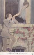 Illustrateur  G. GRELLET / MENDIANT D' AMOUR / AN Paris N° 8 - Illustrateurs & Photographes