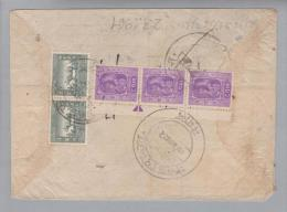 Nepal 1961-?-02 R-Brief - Népal