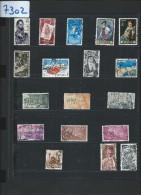 Perforés - Détaillons Importante Collection Du Monde - A Bien étudier - Pour Spécialistes - Lot 7302 - Perforés