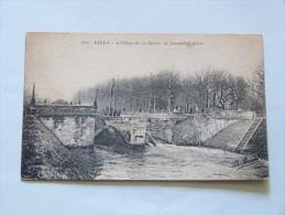 LILLE     L' ECLUSE DE LA BARRE - Lille