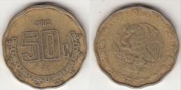 Messico 50 Centavos 2003 Km#549 - Used - Mexico