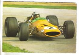 CPSM SPORT AUTOMOBILE GRAND PRIX FORMULE 1 - MAC CLAREN M 74 Moteur Ford Costworth V8 Pilotes B. MAC LAREN, D. HULME - Grand Prix / F1