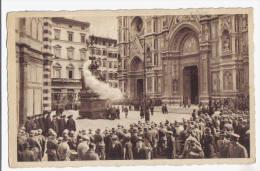 Firenze, Il Carro Del Sabato Santo  - F.p. - Anni ´1930 - Firenze