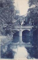 Haguenau 67 - Pont Eglise - Cachet Haguenau 1922 - Haguenau