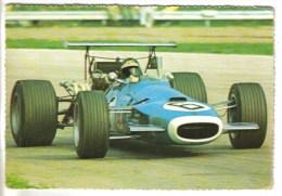CPSM SPORT AUTOMOBILE GRAND PRIX FORMULE 1 - MATRA MS 11 Moteur Matra V 12 Pilotes J.P. BELTOISE, H. PESCAROLO - Grand Prix / F1