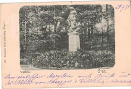 Carte Postale Ancienne D´AUTRICHE - GRAZ - WALDLILIE - Graz