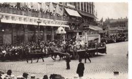 BORDEAUX - Fetes Des Vendanges Du  11-12- 13 09 1909 Char De Dax - Salin Thermal - Bordeaux