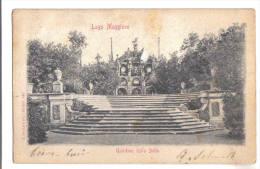 Isola Bella, Giardino  - F.p. - Anni ´1900 - Verbania