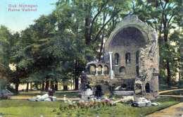 OUD NIJMEGEN - Ruine Valkhof, Gel.1928, Sonderstempel - Ohne Zuordnung