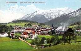 BAD ISCHL Von Sterzens Abendsitz, Gel.1927 - Bad Ischl