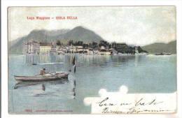 Isola Bella  - F.p. - Anni ´1900 - Verbania