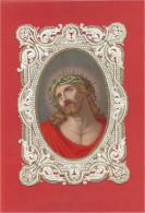 Image Religieuse - Canivet - Holycard - Santino - 7,8 Cm  X  11,3 Cm - Images Religieuses