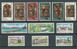 Honduras Brit:  253/ 264 ** - British Honduras (...-1970)