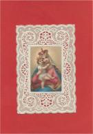 Image Religieuse - Canivet - Holycard - Santino - 6,2 Cm  X  9,3 Cm - Images Religieuses
