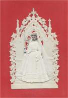 Image Religieuse - Canivet - Holycard - Santino - 7,5 Cm  X  12 Cm - Images Religieuses