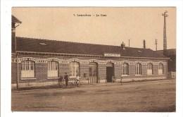 LOURCHES - NORD - LA GARE - CHEMIN DE FER - France