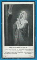 Bidprentje Van Joanna Catharina Buls - Werchter - Mechelen - 1858 - 1920 - Images Religieuses