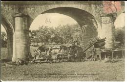 CPA LANGON  Accident 24 Septembre 1905 11777 - Langon