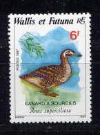 WALLIS  - N° 369** - ANAS SUPERCILIOSA - Wallis-Et-Futuna