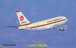 BIRMAN BANGLADESH AIRLINES - Publicidad