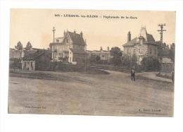 (4975-70) Luxeuil Les Bains -  Esplanade De La Gare - Luxeuil Les Bains