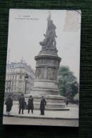 PARIS - Monument De MONCEY - Arrondissement: 18