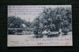 BARCELONA - Parque, El Lago - Barcelona