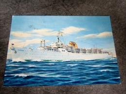 """Bateau Le """"FAIRSEA 1941"""" - Handel"""