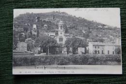 ALAIS ( ALES ) - Rochebelle, L'Eglise Et L'Hermitage - Alès