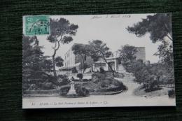 ALAIS ( ALES ) - Le Fort VAUBAN Et La Statue De Lafare - Alès