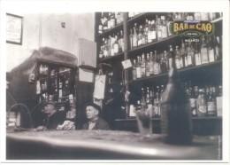 BAR DE CAO - CENTENARIO 1915-2015 - INMIGRACION ASTURIANA A LA ARGENTINA ASTURIAS TARJETA PUBLICITARIAA CONMEMORATIVA HI - Cafés