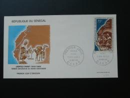 FDC Explorateur Leopold Panet Chameau Camel 1969 Senegal Ref 63260 - Senegal (1960-...)