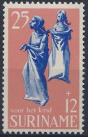 "Suriname 1969 Mi 567 ** Sack-race / Sackhüpfen / Zaklopen ""Konferjari"" Children´s Games / Kinderspiele - Kindertijd & Jeugd"