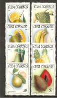 Cuba - Yvert  902-09 (usado) (o) - Cuba