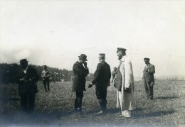 France Grandes Manoeuvres Militaires De L'Est Armee Officier Ancienne Photo Meurisse 1911 - War, Military