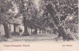 AK Truppen-Übungsplatz Döberitz - Dorf Döberitz - 1907 (16135) - Kasernen