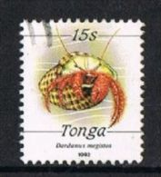 Tonga SG1093 1992 Definitive 15s Good/fine Used - Tonga (1970-...)