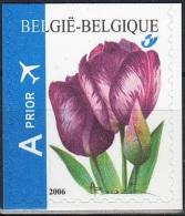 Belgique 2006 COB 3549 Neuf ** Cote (2016) 2.25 Euro Tulipe Rembrandt - Belgique