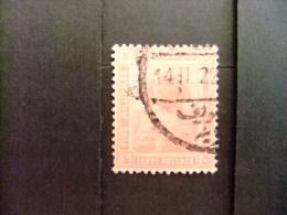 EGIPTO - EGYPTE - EGYPT - UAR - 1920-22  Yvert & Tellier Nº 61 º FU - Égypte