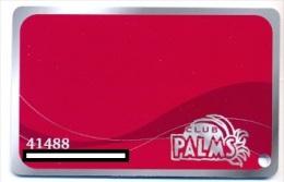 Palms Casino, Las Vegas  older used slot or player�s card, palms-12
