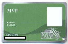 Palms Casino, Las Vegas  older used slot or player�s card, palms-13